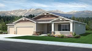 Rosewood Ranch Style Floorplan Information