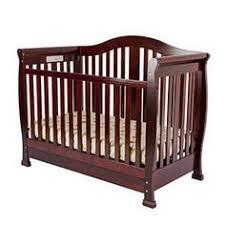 Rockland Convertible Crib Rockland Hartford Convertible Crib Cherry Nursery Ideas