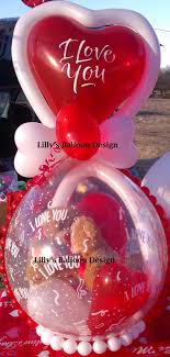 gifts in balloons 91 best stuffed balloon gifts images on balloon