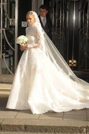 nicky wedding nicky s wedding dress is gorgeous see photos of