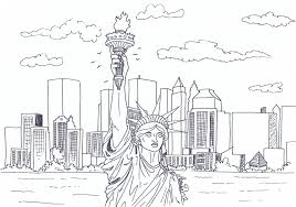new york coloring pages bltidm