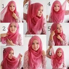 tutorial hijab syar i untuk pernikahan tutorial hijab mengulas tutorial hijab