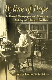 news paper writing media dis dat new book collects magazine newspaper writing of new book collects magazine newspaper writing of helen keller illustrates she was one of the great progressive thinkers of 20th century