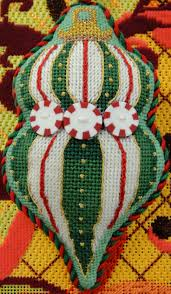 329 best embroidered christmas ornaments images on pinterest