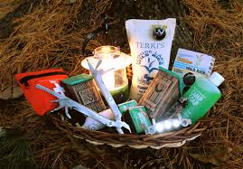 cers hikers gift basket 2 fish