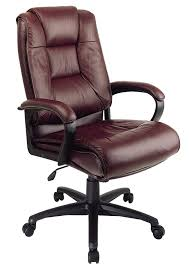 amazon com office star ex5162 4 leather high back office chair