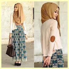 rok panjang muslim tips memilih model rok panjang nyaman untuk muslimah aktif
