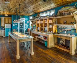 best garage workbench attractive personalised home design the essentials of a fishing tackle room interior design explained