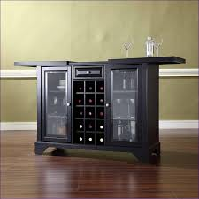 Wine Bar Furniture Modern by Furniture Glass Bar Cabinet Marble Top Liquor Cabinet Modern