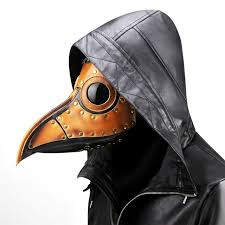 plague doctor masquerade mask takerlama vintage steunk plague doctor masks pu leather birds