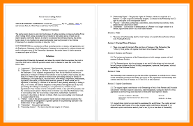 12 agreement template word theatre resume