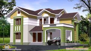 two storey residential building floor plan two storey house design with floor plan philippines youtube