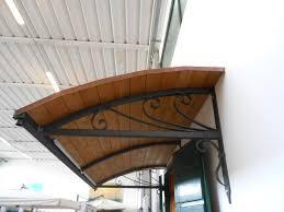 tettoia ferro battuto tettoie in ferro a napoli