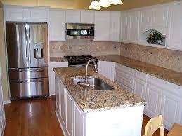 kitchen island sink splash guard with stove and dishwasher