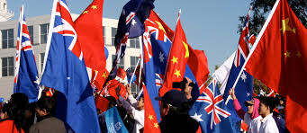 China Flags Why An Extradition Treaty With China Was Always A Bad Idea