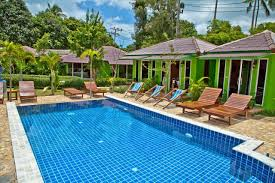 angel green garden bungalow bophut thailand booking com