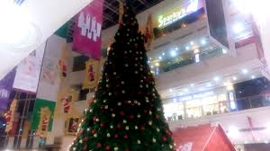 christmas tree christmas celebration lulu international shopping