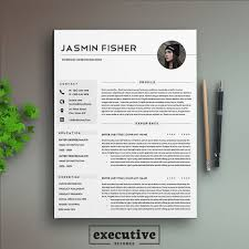 executive resume design 12 best resume cv templates images on curriculum cv