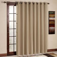 Patio Door Covers Awesome Thermal Patio Door Drapes Patio Design Ideas