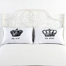 his and hers pillow cases king and couples pillow cases his hers pillowcases