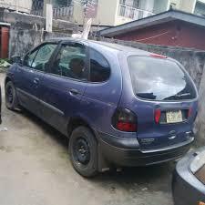 renault megane 2004 interior tokunbo renault megane scenic 1999 n500 000 00 autos nigeria