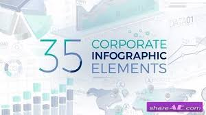 infographics free after effects templates after effects intro