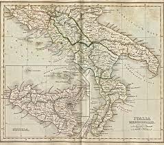 Maps Italy Whkmla Historical Atlas Italy Page