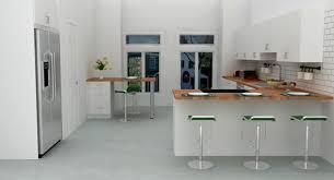 cuisine avec bar cuisine avec bar en styles variés pour un intérieur convivial