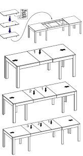 Esszimmertisch Calpe Wenus Tisch Esstisch Ausziehbar