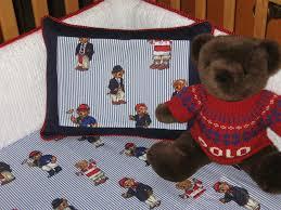 Polo Bedding Sets Abc Baby Crib Bedding Set Ralph Polo Teddy Fabric Fotofuze