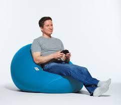 yogibo pod classic bean bag chair
