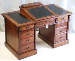 Victorian Secretary Desk by Fine Antique Dickens Writing Desk C 1890 By Bulstrode Of Cambridge