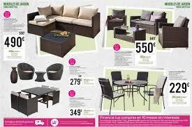 muebles de jardin carrefour carrefour muebles catálogo jardín 2015 decoración
