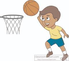 basketball clipart images basketball clipart clipart boy shooting hoops basketball clipart
