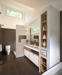 bathroom hidden bathroom storage industry standard design