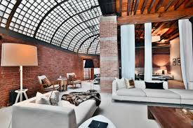 Tribeca Loft 4 5m Industrial Tribeca Loft Is Both Cavernous And Airy 6sqft