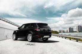 silver range rover 2016 range rover sport velgen wheels vmb5 matte silver 22x10 5