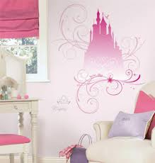 makeovers and decoration for modern homes princess wall decals