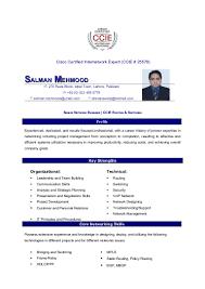 specimen resume cisco certified network engineer sample resume nardellidesign com