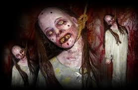 scary halloween props halloween animatronics