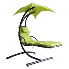 Outdoor Dream Chair Hanging Helicopter Dream Lounger Chair Stand Swing Hammock Canopy