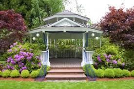 Backyard Gazebo How To Beautifully Decorate Your Backyard Gazebo