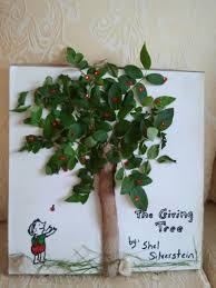 what lessons can be learned from the children s book the giving tree