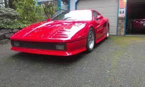 fiero kit car lamborghini 1986 pontiac fiero for sale mcg marketplace