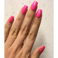 opi gelcolor hotter than you pink opi from tailormade nails uk