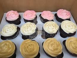 bridal cupcakes bridal shower cupcakes