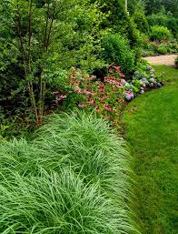 ornamental grass garden ideas landscape farmhouse with ornamental