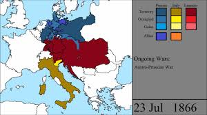 Show Me A Map Of Germany by The Unifications Of Germany And Italy Every Day Youtube