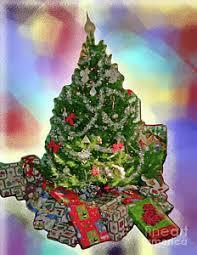 karen falk christmas joy art for sale