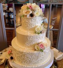 wedding cake buttercream lovely 3 tier buttercream wedding cake mariannewhite flower cake